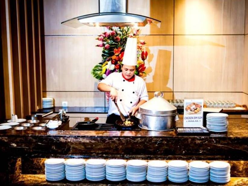 Orchardz Hotel Industri - Restaurant
