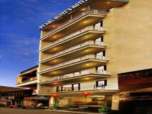 Pearl Suites Grand Hotel Hanojus - Viešbučio išorė