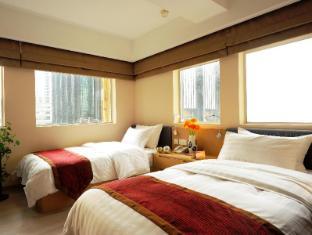 Apartment Kapok Hong Kong - Bilik Tetamu