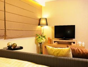 Apartment Kapok Hong Kong - Harbour View Double Bed