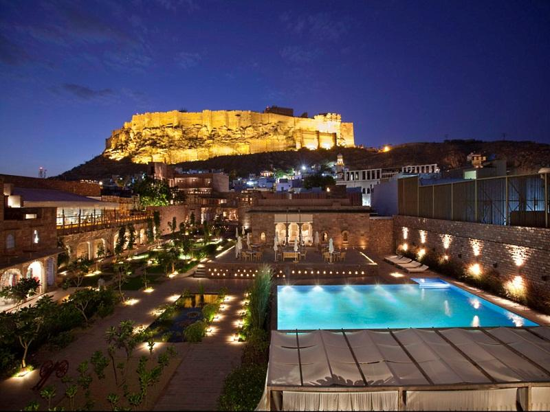 Hotel Raas Jodhpur