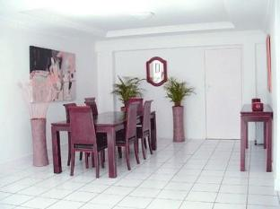 Fish Hoek Luxury Self-Catering Apartments Cape Town - Crows Nest Dining Area