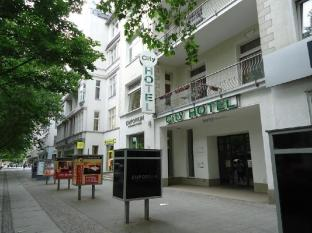 City Hotel Am Kurfuerstendamm Berlin - Utsiden av hotellet
