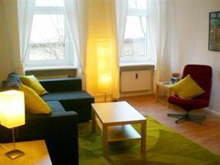 Holiday Apartment Kurfuerstenroad Berlin - Berlin Room