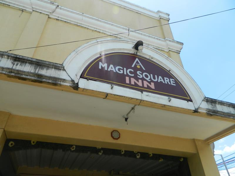 Magic Square Inn Naga City
