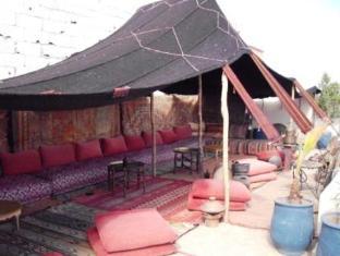 Riad Dubai Marrakech - Hotellet från utsidan