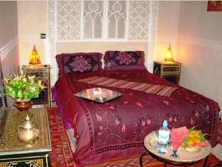 Riad Dubai Marrakech - Gästrum