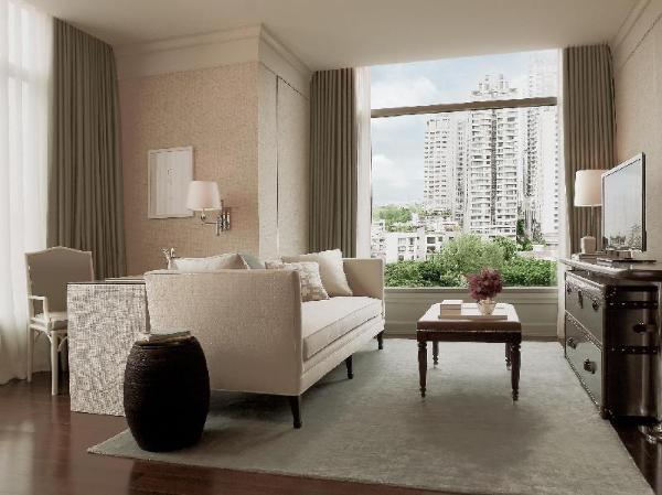 泰国曼谷曼谷东方公寓酒店(Oriental Residence Bangkok)
