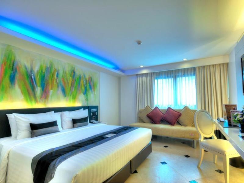【Sukhumvit Hotel】スカイ ホテル(Skyy Hotel)