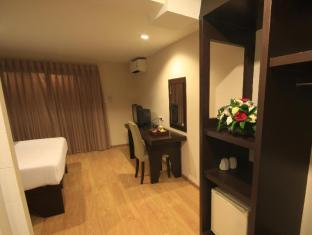 Laemchabang City Hotel Chonburi - Guest Room