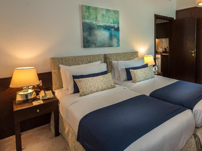 Executive 1 Bedroom Suite Twin Bed