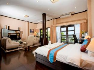 Phuket Nirvana Resort פוקט - חדר שינה