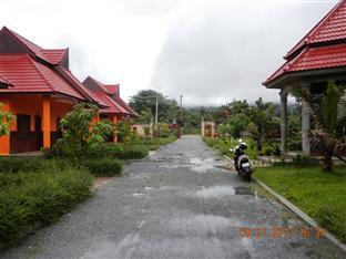 Borey Santepheap II Guesthouse Kep - Bungalow with Garden