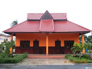 Borey Santepheap II Guesthouse Kep - Bungalow Front view