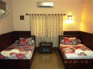 Borey Santepheap II Guesthouse Kep - Bungalow-Family Room