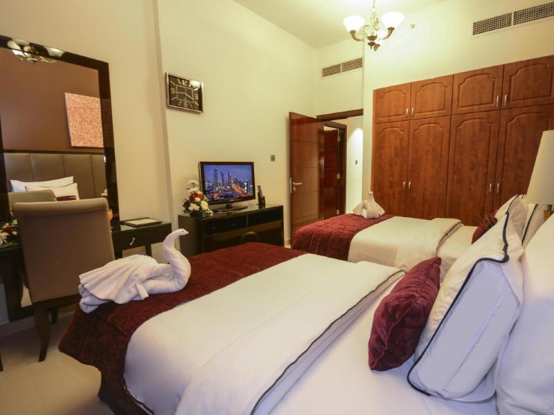 シティ ステイ ホテル アパートメント(City Stay Hotel Apartment)