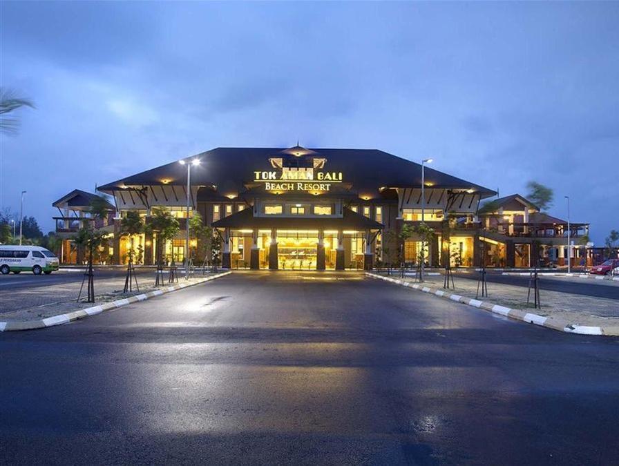 Tok Aman Bali Beach Resort Kota Bharu