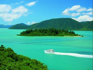 Airlie Waterfront Backpackers Whitsunday-øyene - Omgivelser