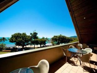 Airlie Waterfront Backpackers Kepulauan Whitsunday - Balkon/Teras