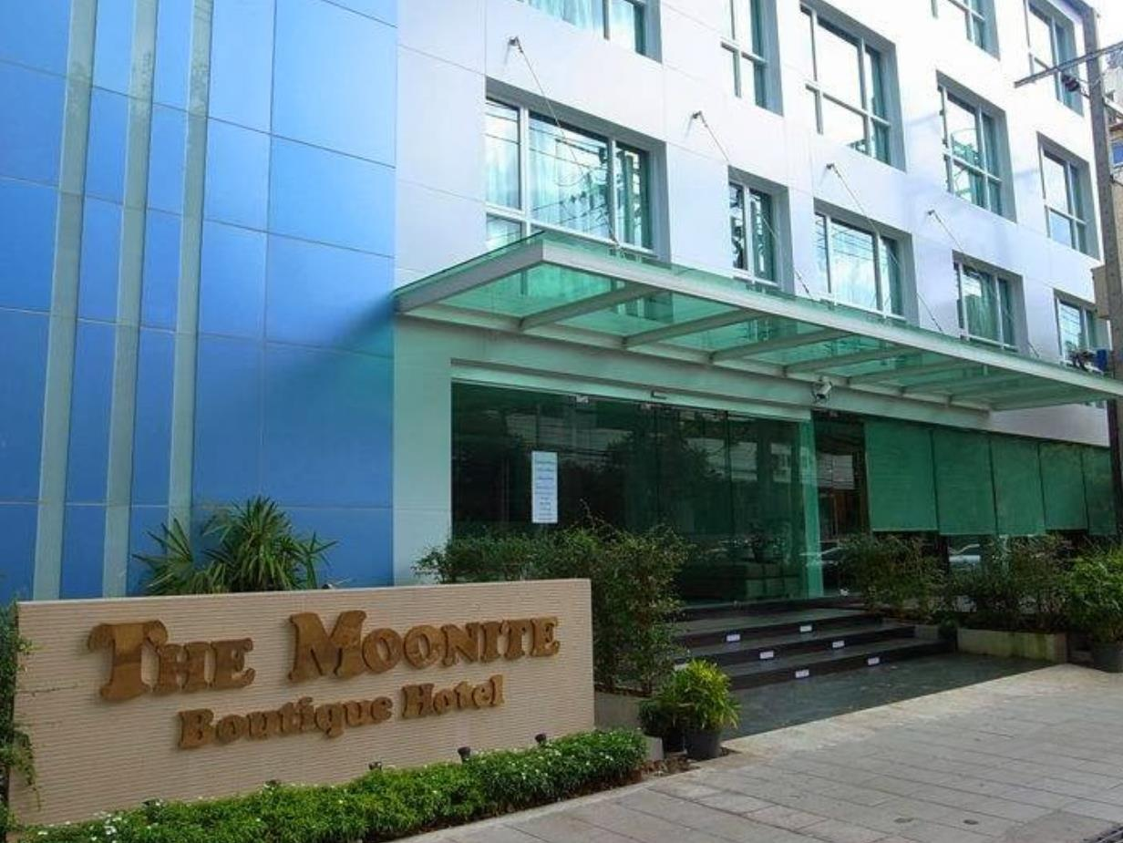 Hotel Murah di Wireless Bangkok - The Moonite Boutique Hotel