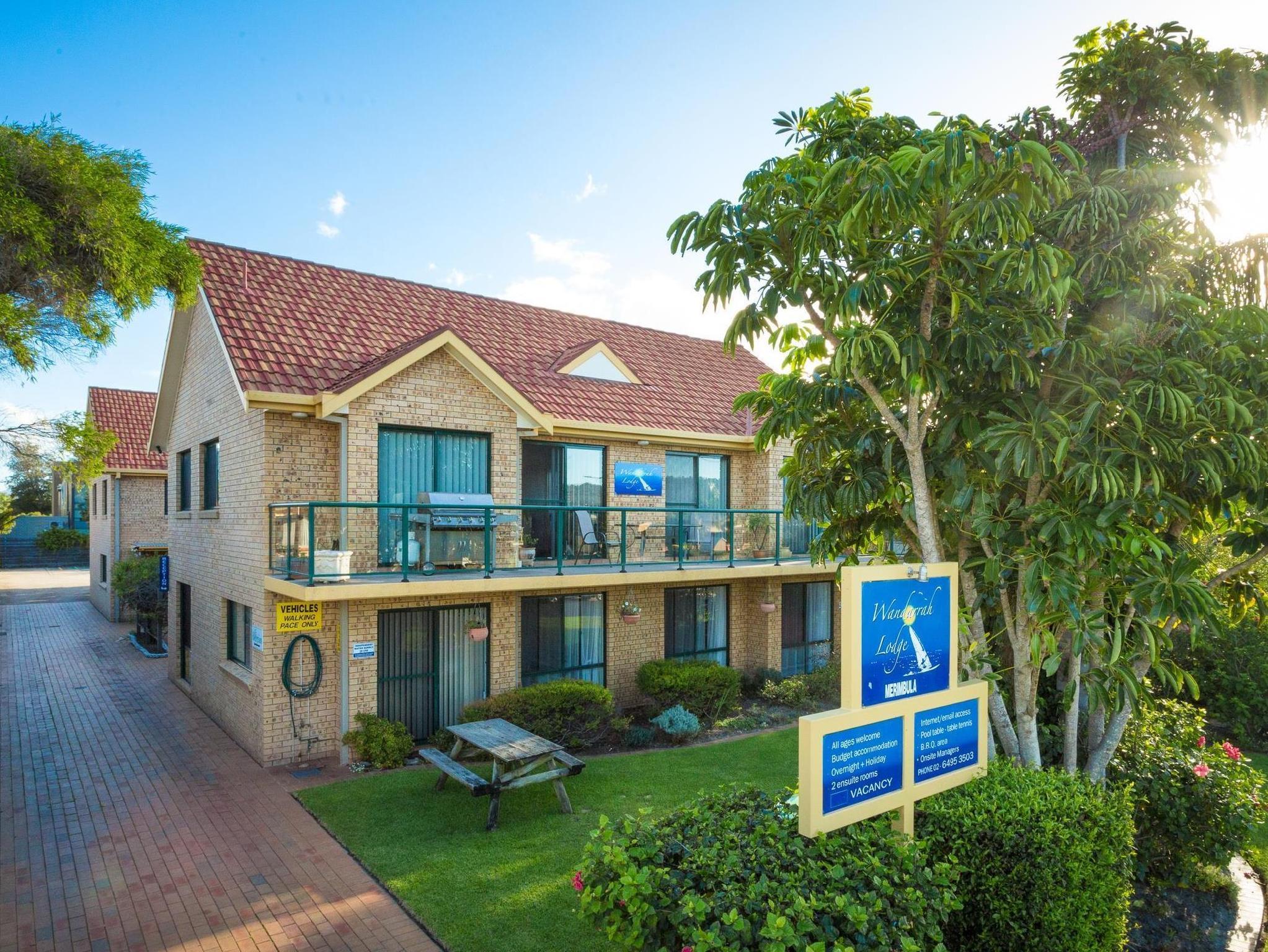 Wandarrah Lodge Merimbula Australia