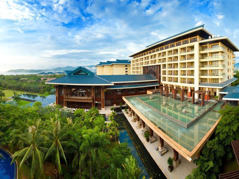 Haitang Bay Gloria Resort Sanya1