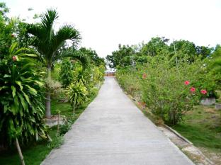 Eden Resort Cebu-stad - Tuin