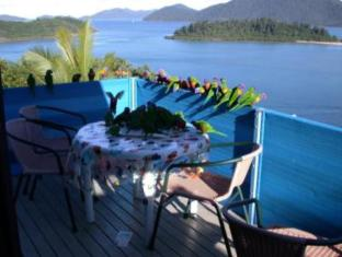 Coral Point Lodge Whitsunday-øyene - Balkong/terasse