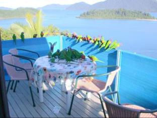 Coral Point Lodge Whitsunday Islands - Hotellet udefra