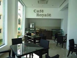 The Royale Assagao Resort Goa Nord - Cafeteria