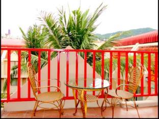 Boomerang Inn Phuket - Balkon/Terrasse
