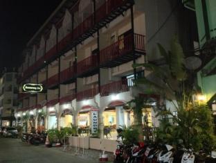 Boomerang Inn Phuket - Hotellin ulkopuoli