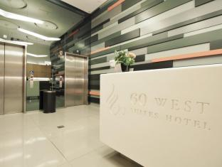 60 West Hotel Hong-Kong - Réception