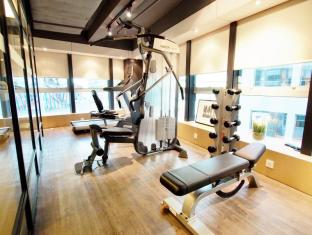 Yin Serviced Apartments Hong-Kong - Salle de fitness