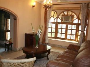 White Lily bed and breakfast New Delhi and NCR - Lobby