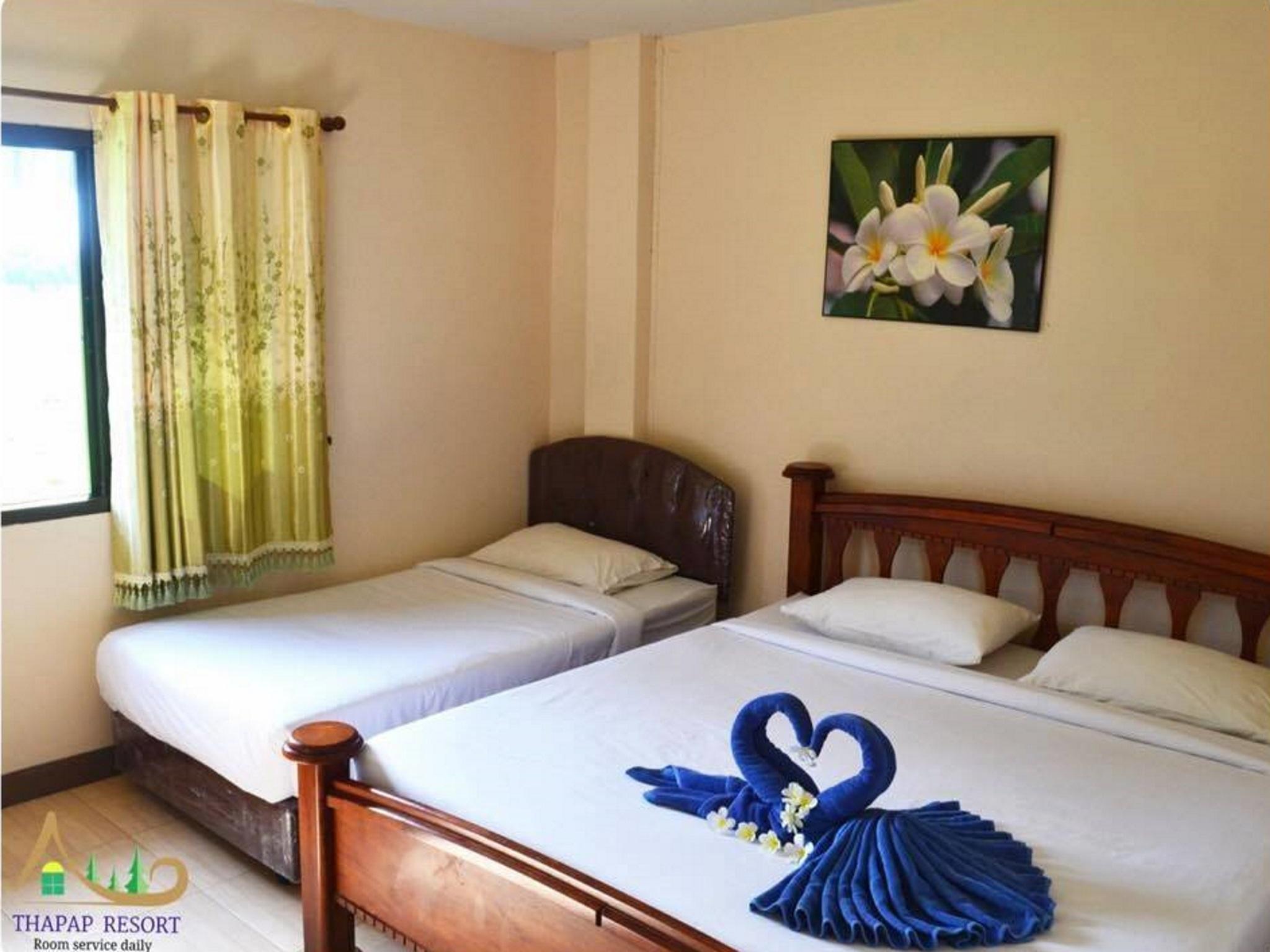 Tha-Pap Resort,ท่าปาบ รีสอร์ท