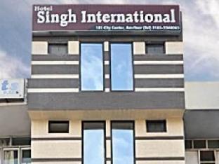 Hotel Singh International Амритсар