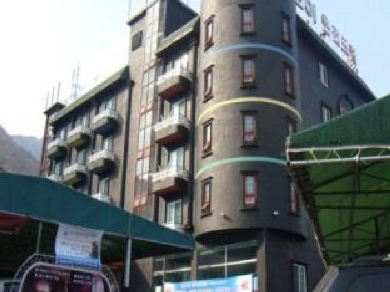 South Korea-굿스테이 브이 스파 모텔 (Goodstay V Spa Motel)
