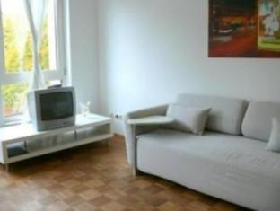 Inn Sight City Apartments Prenzlauer Berg Берлин - Номер