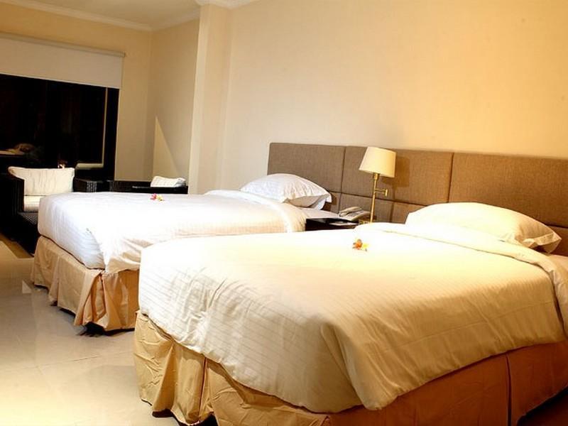 ラダー バリ ホテル