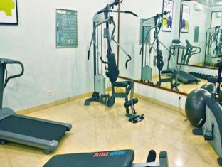 Bali au Naturel Beach Resort Bali - Fitness Room