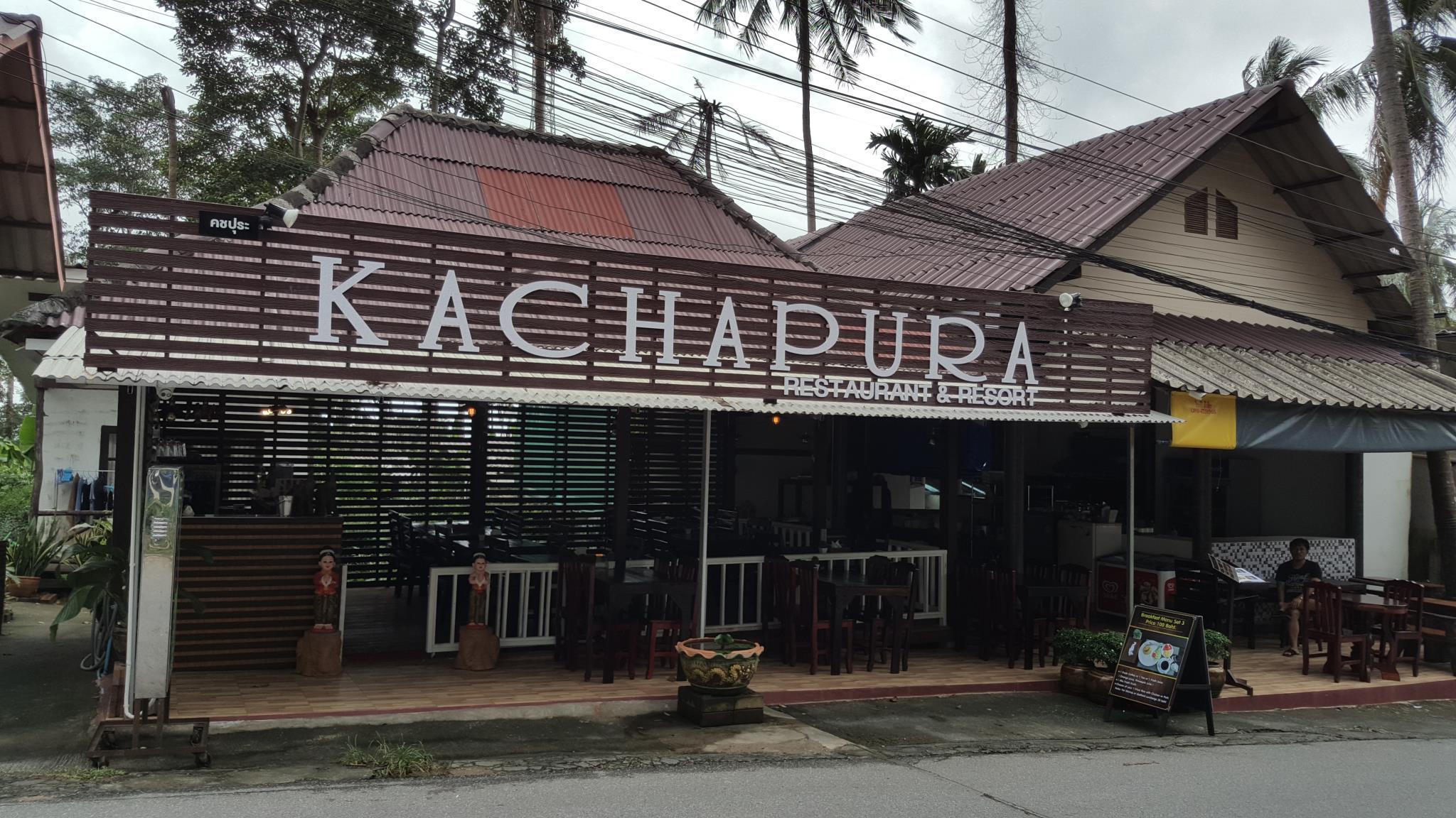 Kachapura Koh Chang Thailand