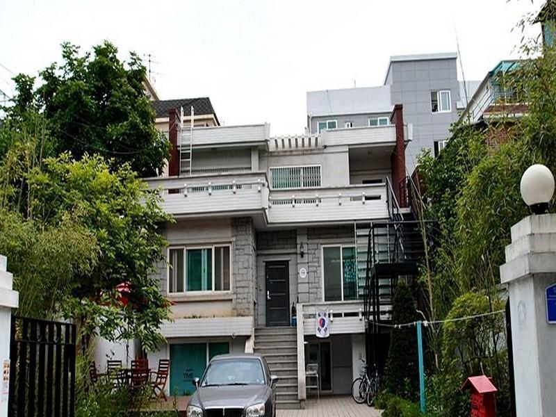 South Korea-타임 게스트하우스 홍대 (Time Guesthouse Hongdae)