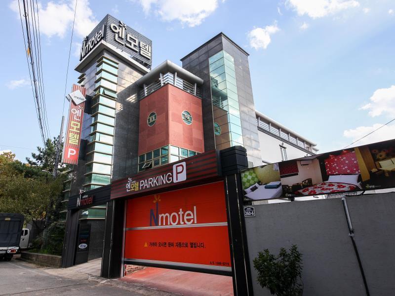 South Korea-엔 모텔 (N Motel)