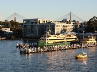 Balmain Backpackers Sydney - Balmain ferry to Sydney Harbour