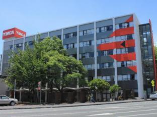 YMCA Hostel Auckland - YMCA Building