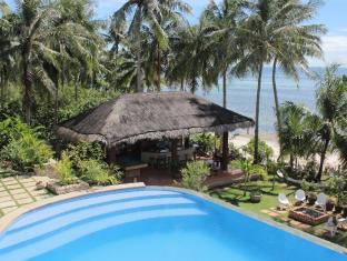 Island View Beachfront Resort Bohol - Bể bơi
