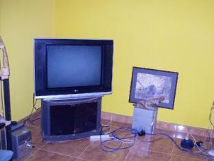 Utopia Villas Hikkaduwa - TV Lounge