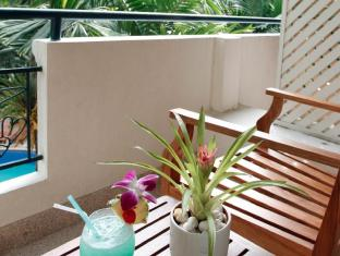 The Viridian Resort Phuket - Balkon/Taras