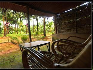 Nature's Nest Hotel South Goa - Cottage Balcony - Sitout